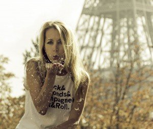 Fashion photoshoots by Paris photographer Sophia Pagan