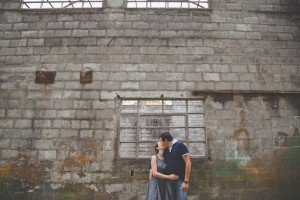 Romantic couple photos in Italy by Venice photographer Martina Barbon