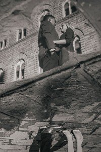 Classic couple portraits in Italy by Florence photographer for TripShooter Laura Barbera