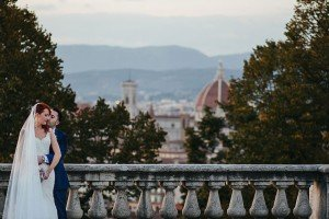 Beautiful marriage photos in Italy by Florence photographer for TripShooter Laura Barbera