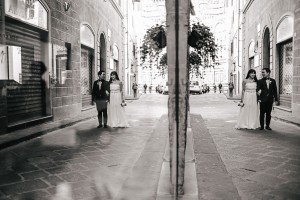 Gorgeous wedding photos in Italy by Florence photographer for TripShooter, Laura Barbera