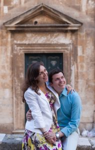 Couple portrait in Dubrovnik by TripShooter's Dubrovnik photographer Nino Knezevic