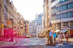 Colourful photos in London, Brighton and England by London photographer Erika Szostak