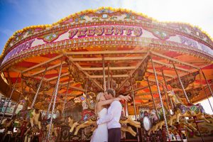 Bright and romantic photos in London, Brighton and England by London photographer Erika Szostak