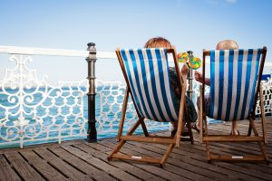 Original vacation photos and postcards in London, Brighton and England by London photographer Erika Szostak