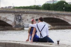 Paris vacation photos by Paris photographer Gabriela Medina