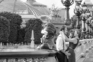 Portrait in Paris by Paris photographer Gabriela Medina