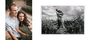 Couple portraits by Iris Haidau photographer in Brussels