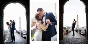 Destination wedding in Brussels by Iris Haidau photographer in Brussels