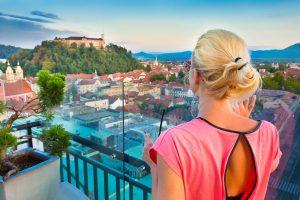 Professional vacation photoshoots in Ljubljana by Matej Kastelic
