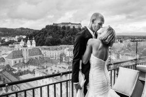 Wedding photographer in Ljubljana by Matej Kastelic