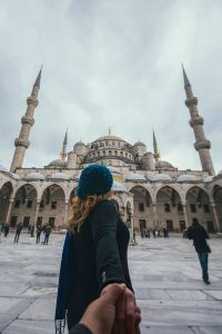 Romantic travel photos in Turkey by Istanbul photographer Mohamed Mekhamer