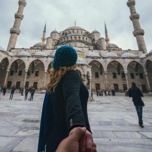 Romantic travel photos in Turkey by Istanbul photographer Mohamed Mekhamer