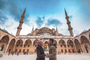 Stunning vacation portraits in Turkey by Istanbul photographer Mohamed Mekhamer