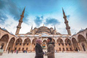 Stunning vacation portraits in Turkey by Istanbul photographer Mohamed Mekhamer