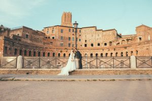 Amazing wedding photos in Italy by Rome photographer Valeria d'Ovidio