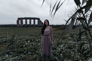 Stunning fashion shoots in Italy by Rome photographer Valeria d'Ovidio