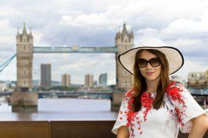 Beautiful portrait photos in London by London photographer Ewa Horaczko
