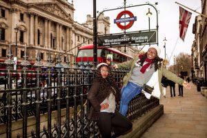 Beautiful vacation photos in London by London photographer Ewa Horaczko